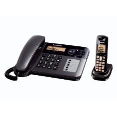 Telefono Inalambrico Digital Dect Panasonic Kx-tg6451ex2  2 En 1  Telefono-sobremesa