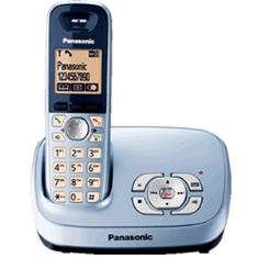 Telefono Inalambrico Digital Dect Panasonic Kx-tg6521spf Azul Claro Contestador