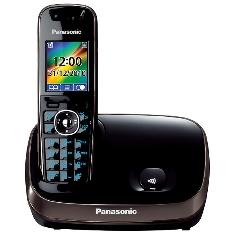 Telefono Inalambrico Digital Dect Panasonic Kx-tg8511spb Negro Eco Manos Libres Entrada Auricular