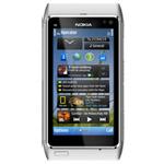 Telefono Movil Libre Nokia N8 Plateado