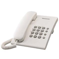 Telefono Sobremesa Panasonic Kx-ts500exw  Blanco Basico