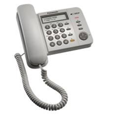 Telefono Sobremesa Panasonic Kx-ts580ex1w  Blanco  Manos Libres