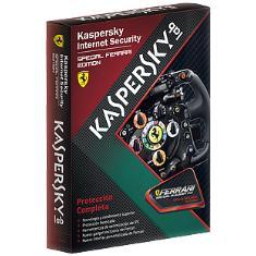Antivirus Kaspersky Internet Security Ferrari Edition