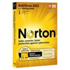 Antivirus Norton 2011 1 Usuarios   5gb Backup