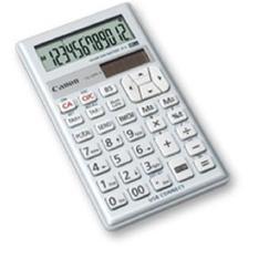 Calculadora Canon De Mesa 12 Digitos Conexion Pc-usb