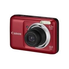 Canon Power Shot A800 Roja 10mp
