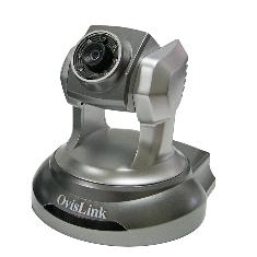 Camara De Vigilancia Ip Ovislink Motorizada Infrarrojos
