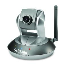Camara De Vigilancia Ip Wifi Ovislink Motorizada Mpeg4 30fps Detect Movim