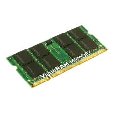 Memoria Ddr2 2gb  2x1gb  800mhz Kvr800d2e5k2