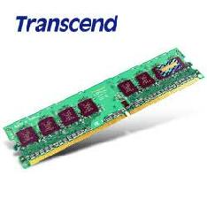 Memoria Ddr2 2gb 800 Mhz Pc6400 Transcend