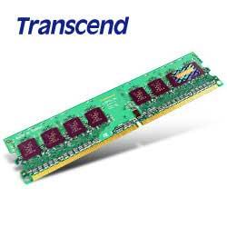 Memoria Ddr3 4gb  2  2   1333 Mhz Pc10600 Transcend