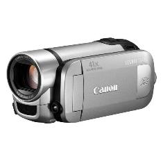 Videocamara Digital Canon Legria Fs406 Plata Kit