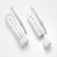 Wii Accesorios - Wii Motion Plus