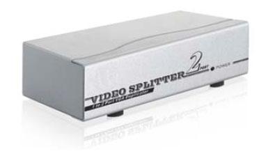 Data Multiplexor Vga 2 Monitores Nanocable 10250002
