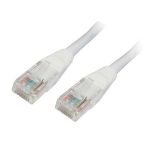 Ver LATIGUILLO RJ45 CA5 UTP FLEX  050M BLANCO AWG24 NANOCABLE  10200100-W
