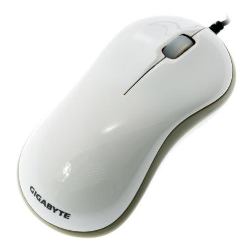 Raton  Usb Gigabyte M5050 Optico Blanco M5050v2-white