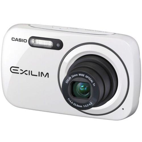 Camara Fotos Digital  Casio Casual Ex-n1we 5x 161mp 27  Blanca