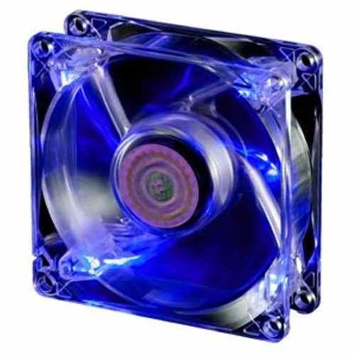 Refrigerador Caja Adicional  8x8 Cooler Master Led Blue 1200rpm