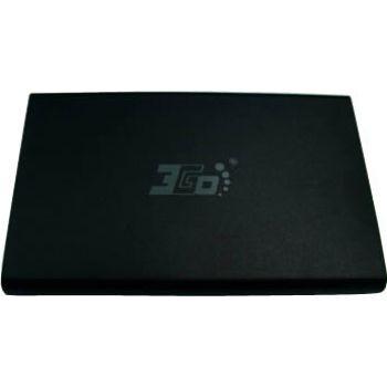 Ver CAJA EXTERNA HDD 25 SATA-USB 3GO NEGRA
