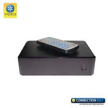 Caja Externa Multimedia Connection 35 Hasta 2tr