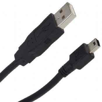 Cable Usb 20 Equip A-mini Usb  5 Pin  1 8m
