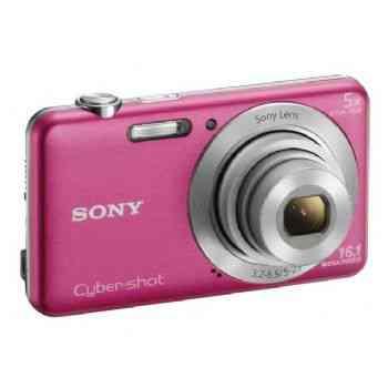 Camara Sony Cybershot W710 161mp 5x 27  Rosa  B