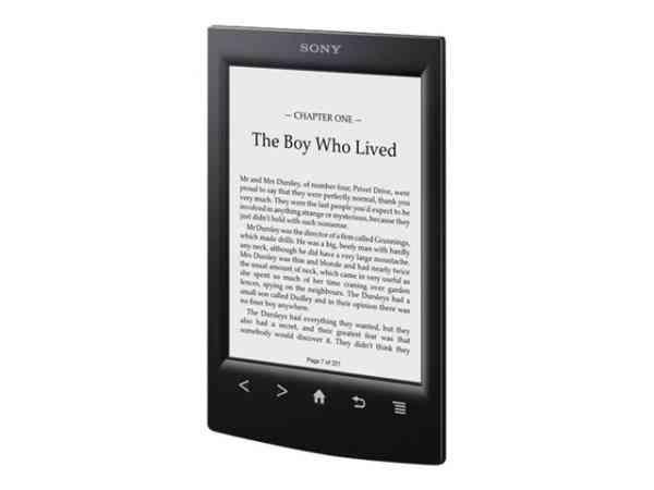 E-book Sony Prs-t2 Negro 6 Wifi   Funda