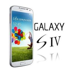 Telefono Movil Samsung Galaxy S4 Blanco