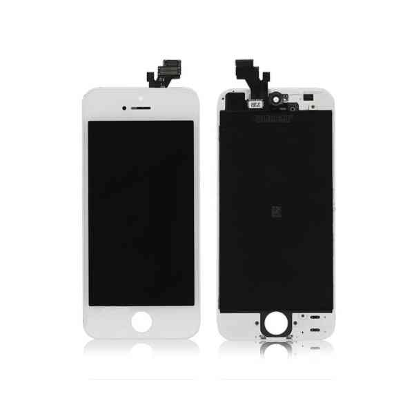 REPUESTO IPHONE 5 LCD TOUCH BLANCO