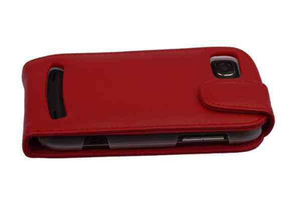 Funda Vertical Zte Grand Xm Roja