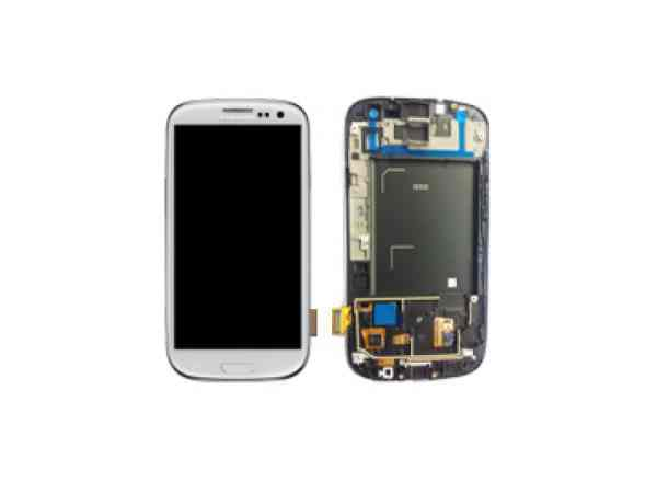 REPUESTO SAMGALAXY S3 LCD TOUCH BLANCO