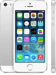 Telefono Apple Iphone 5s 16gb Plata