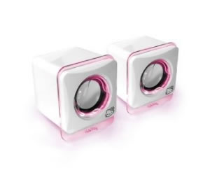Altavoz Bluestork 20 Hello Kitty Usb Mini