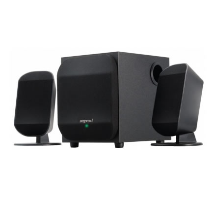 Approx Appsp21vl Altavoces Compactos 21 4w Rms