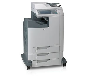 Hp Color Laserjet Cm4730f