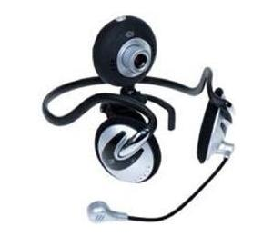 Webcam Foto Video Auriculares Estereo Conceptronic