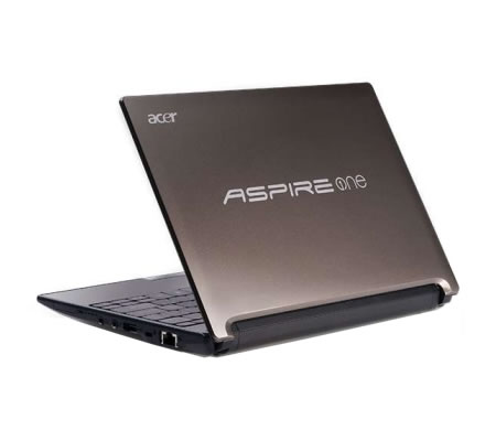 Acer Aspire One D255 1gb 160gb 10led W7 6c Negro