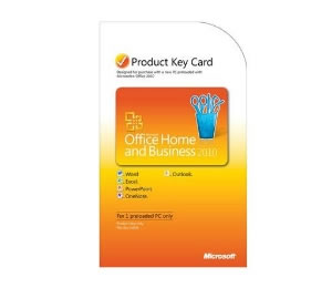 OFFICE 2010 HOME BUSINESS PKC