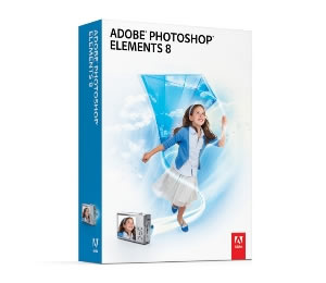 Photoshop Elements 8 W