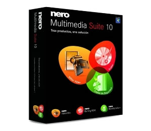 Software De Grabacion Nero Suite 10 Retail