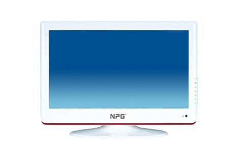 Tv Lcd 185 Npg Nt-199w Blanco