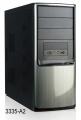 Caja Semitorre Atx Q3335 Negroplata
