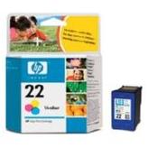 Cartucho Tinta Color N22 Para La Hp-psc 1410