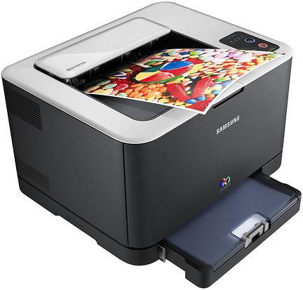 Impresora Laser Color Samsung Clp-325