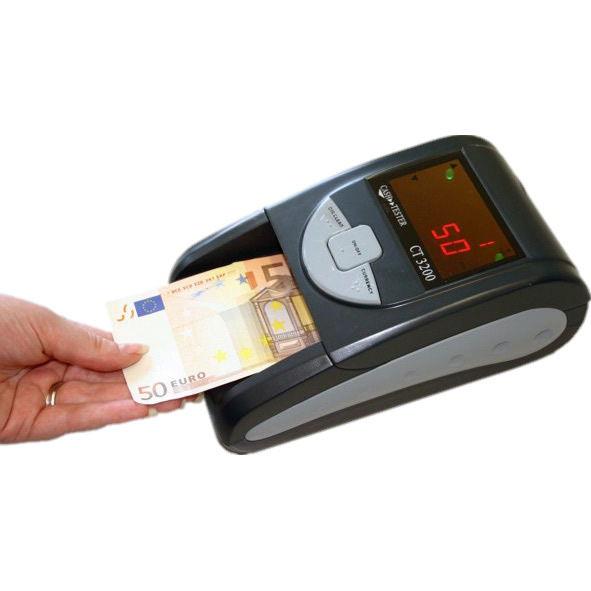 Verificador De Euros Ct-320 Stand