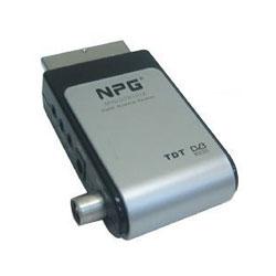 Npg Mini Tdt Dtr101a-bg  Blister Grey-grey