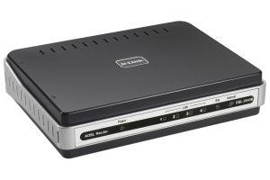 Router Modem Adsl2  4p