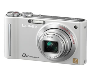 Camara Digital Lumix Dmc-zx1 Blanca Panasonic