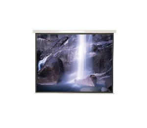 Pantalla Electrica Videoproyector 2x2m
