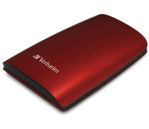 Verbatim Portable Hard Drive Colour Edition R